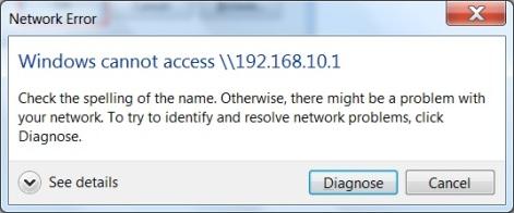 b11. network error