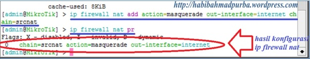 mikrotik-firewall nat