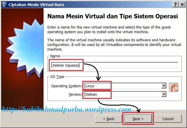 install debian6_3